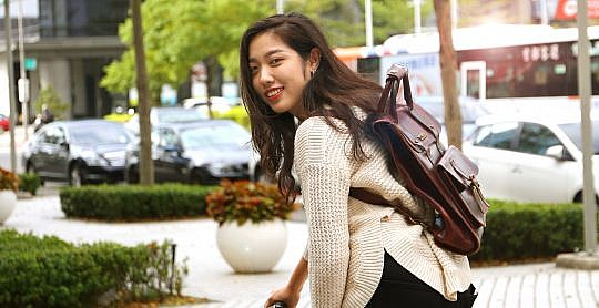 Taiwanese fashion: Street Seen