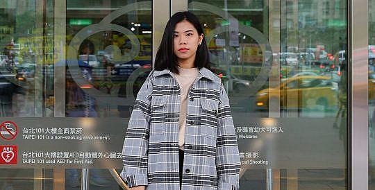 Taipei Fashion: Street Seen