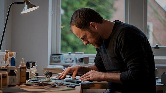 An Entrepreneur's Long-Lasting Love for Leather