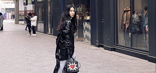 Beijing Fashion: Street Seen