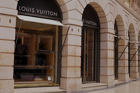 Louis Vuitton's new collection