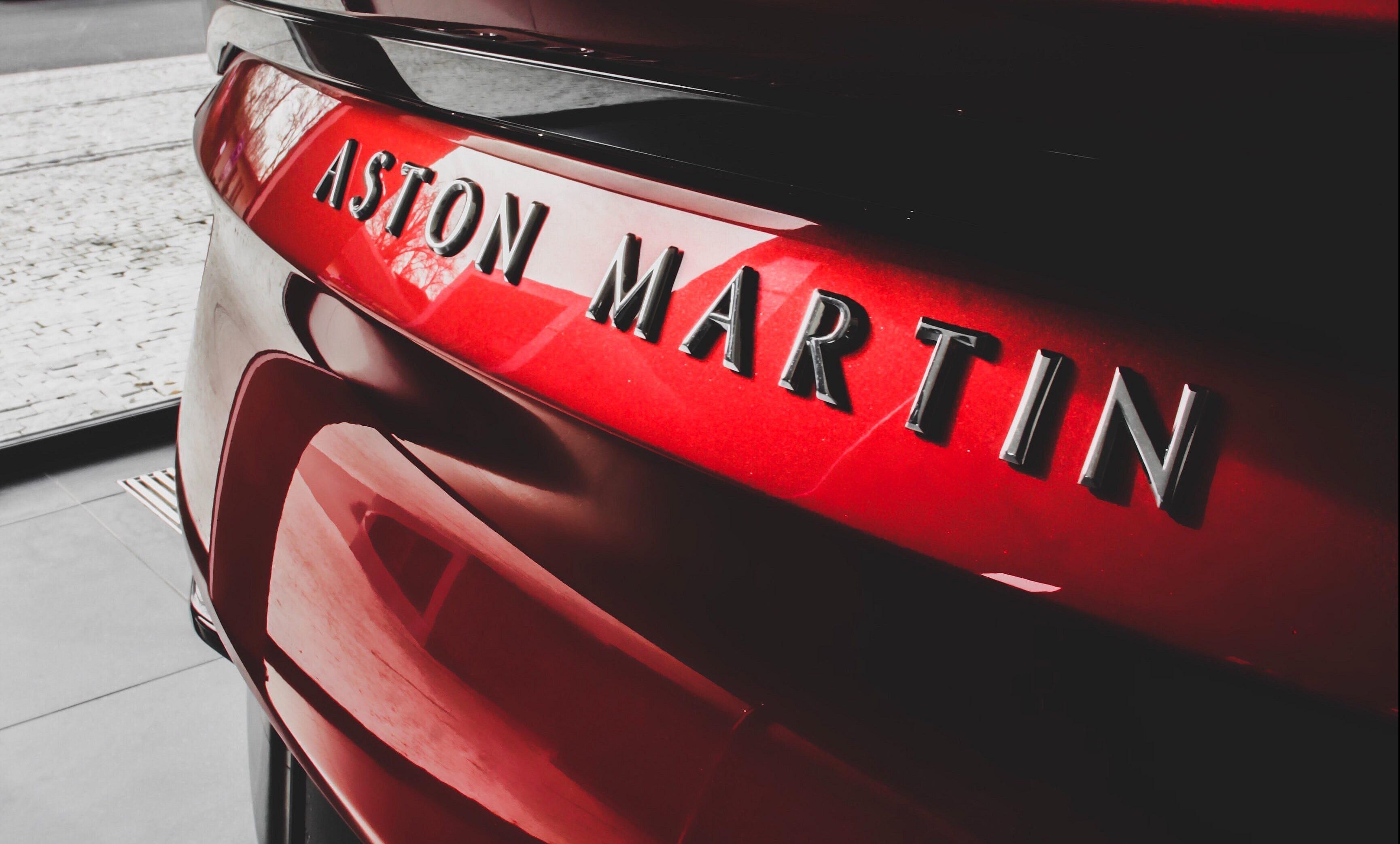 Todd Sutherland: Aston Martin luxury British sports cars