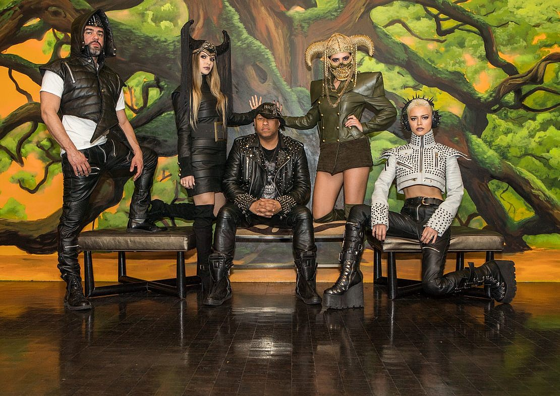 Interview with celebrity fashion designer Michael Lombard – the unconventional 'King of Leather'