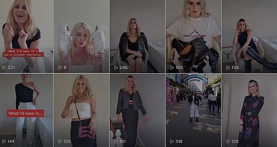 Interview with our TikTok Contributor: Tara Roberts on sustainable fashion