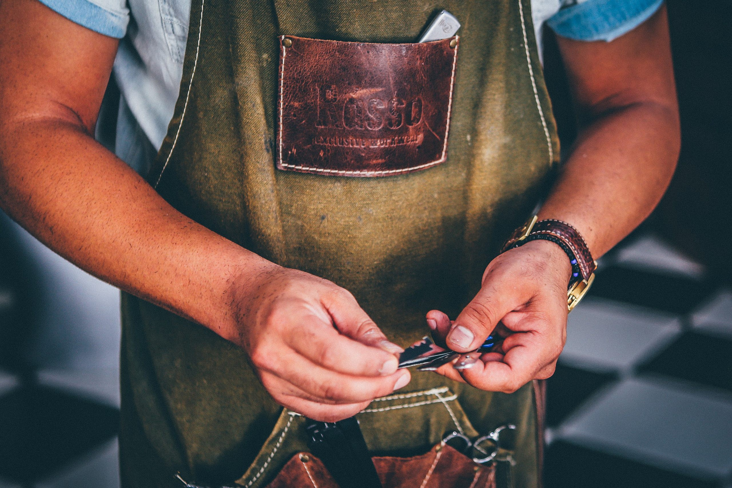 Leather at the heart of London Craft Week
