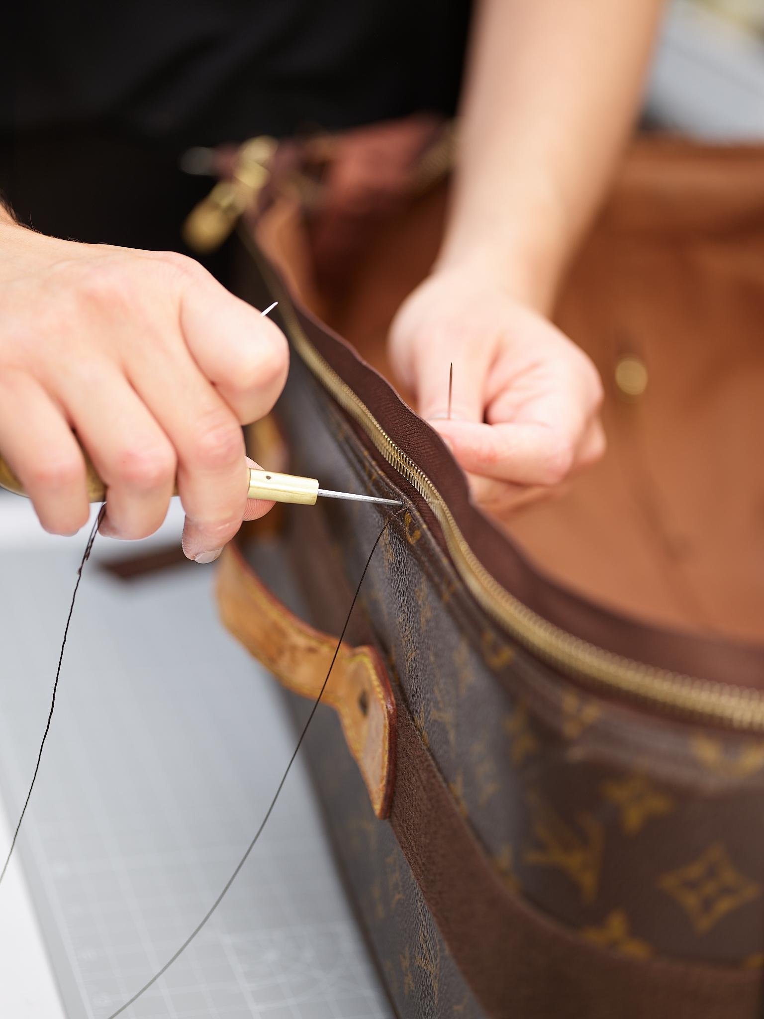 Mike Adler – Leather Love Restore and Repair