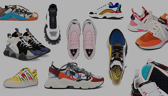 SNEAKER SPECIAL – SUPER STYLIST MIKE ADLER'S BUMPER EDIT FOR MEN AND WOMEN
