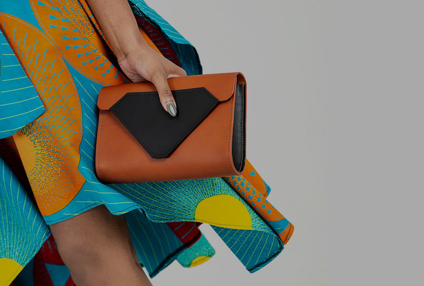 Tatum Diamond London: the leather handbag designer turning the tide on ocean waste