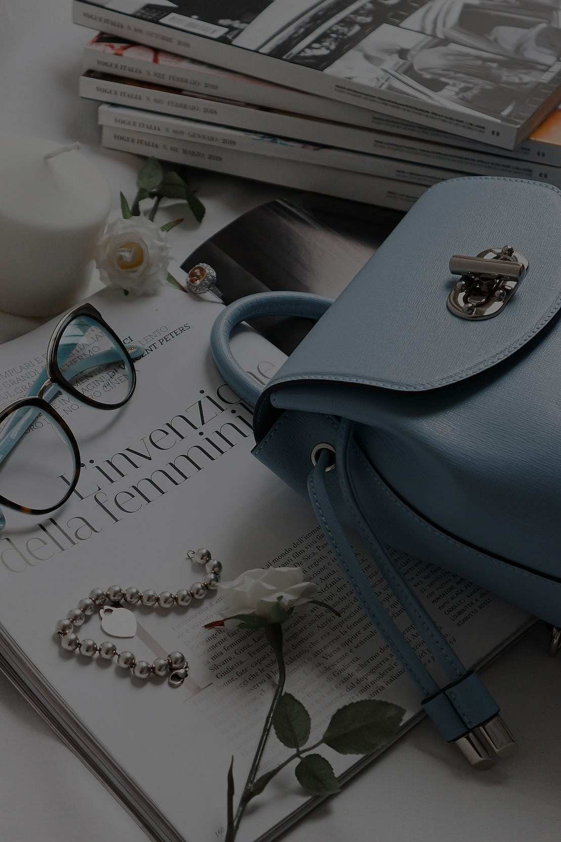 FRESH IDEAS FOR SPRING BAGS