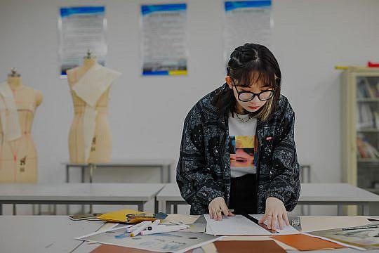 China Design Competition: Keran Zhao